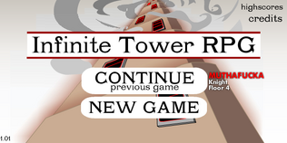 Infinite tower RPG 3