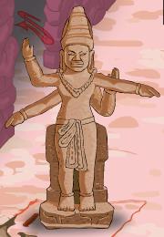Belial 2.5 Statue