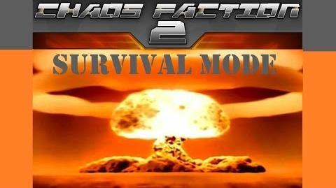 Chaos Faction 2 Survival Mode