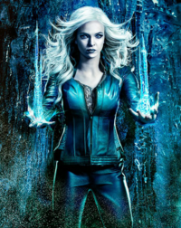 Killer Frost first look