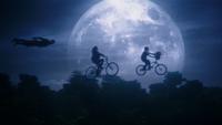 Zari, young Ray, and Atom fly away