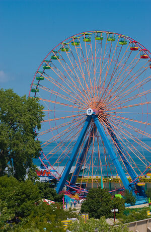 Giant wheel 01
