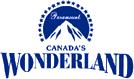 Original Paramount Canada's Wonderland logo
