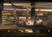 Fouc rocket