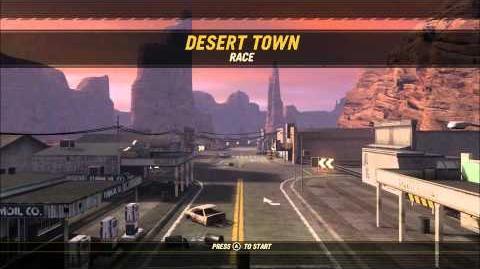 Desert Town. Overview