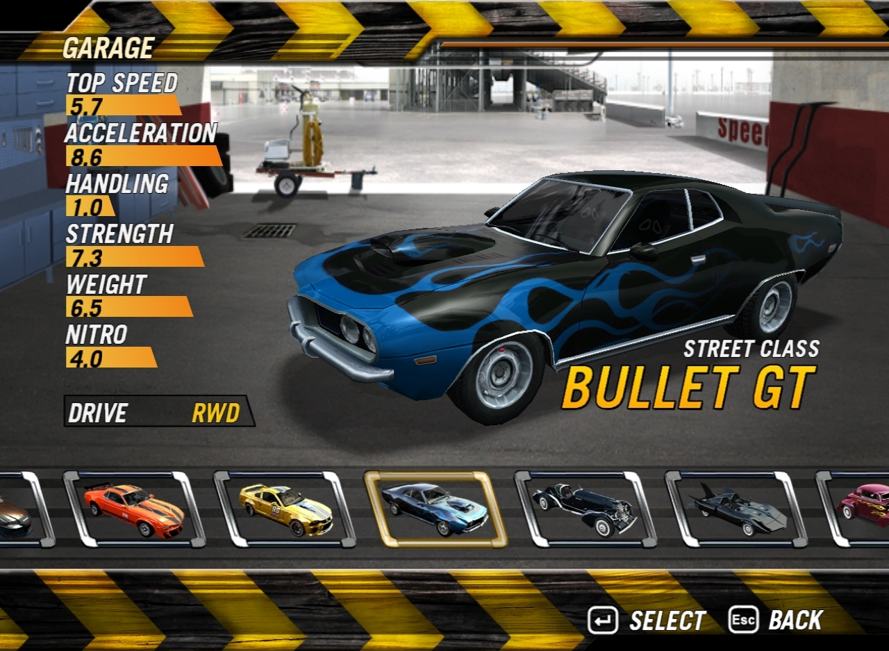 Bullet GT   Flatoutgame Wiki   FANDOM powered by Wikia