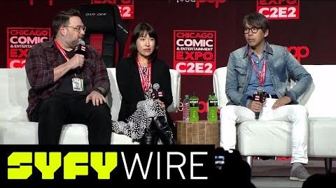 Adult Swim Toonami Presents FLCL (Fooly Cooly) Panel C2E2 SYFY WIRE