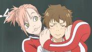 Sasaki and haruko