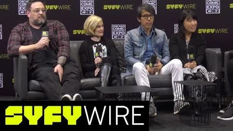 All Things FLCL (Fooly Cooly), FLCL Progressive Season 2, FLCL Alternative & More C2E2 SYFY WIRE