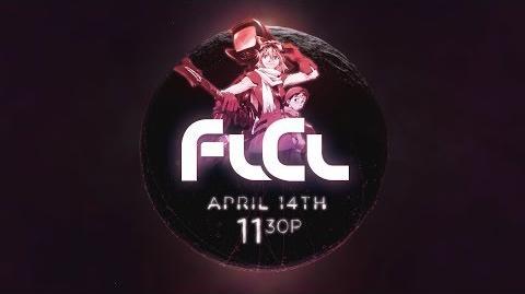 Toonami - FLCL Season 1 Rerun Promo (HD 1080p)