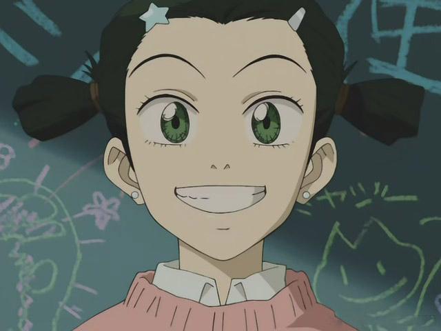 Junko Miyaji Flcl Wiki Fandom Powered By Wikia