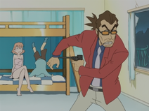 Lupin Outfit