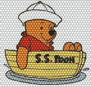 Pooh Template Overlay