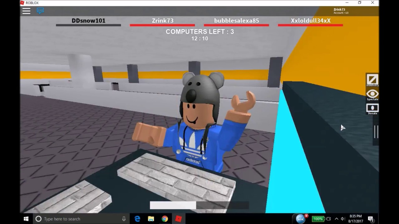 Giveways How To Play Roblox In Computer