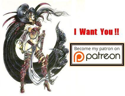 I Want You Pat