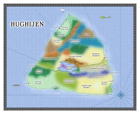 Hughijen Wroot iii