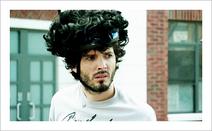 Bret-Hair Helmet