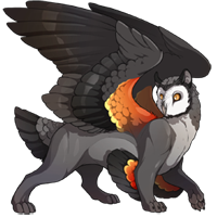 Red-Winged Owlcat