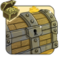 Iron Treasure Chest