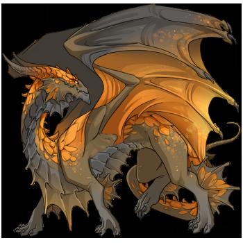Guarded Phoenix Skin