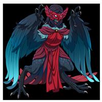 Stormcloud Harpy
