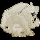 Black linen head wrap tundra m