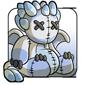 Furry Icewarden Puppet