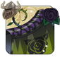 Poisonous Rose Thorn Banner