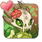 Flower Nymph Icon