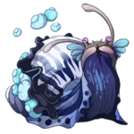 Blue Dragon Reef Snail