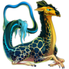 Bluetail Skira