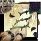 Poisonous Rose Thorn Leg Tangle