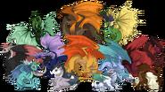 All Plentiful Dragons