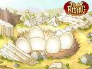 Puzzle Light Nest 5 Eggs