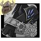 Silver Steampunk Gloves