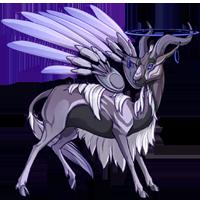 Silver Springbok | Flight Rising Wiki | FANDOM powered by Wikia