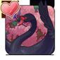 Enamored Swan Icon