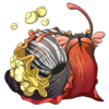 Crimson Reef Snail