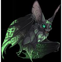 Cursed Bat