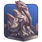 Earthshaker Stone Statue