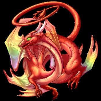 Scarlet Flycatcher Skin
