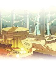 Light Exalt Pillar