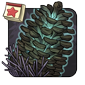 Shimmering Pinecone