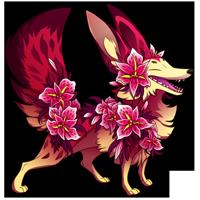 Alstroemeria Fox