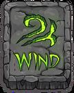 Runestones wind