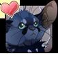 Fawn Fox Rat Icon