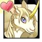 Dwarf Unicorn Icon