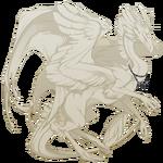Bleak Birdskull Necklace Skydancer F