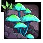 Glow Mushroom