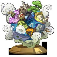Miniature Sornieth Globe